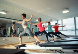 Benefits of joining Pilates classes