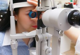 Different types of an eye doctor