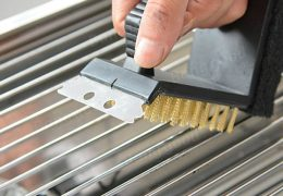 Keep your BBQ clean and safe